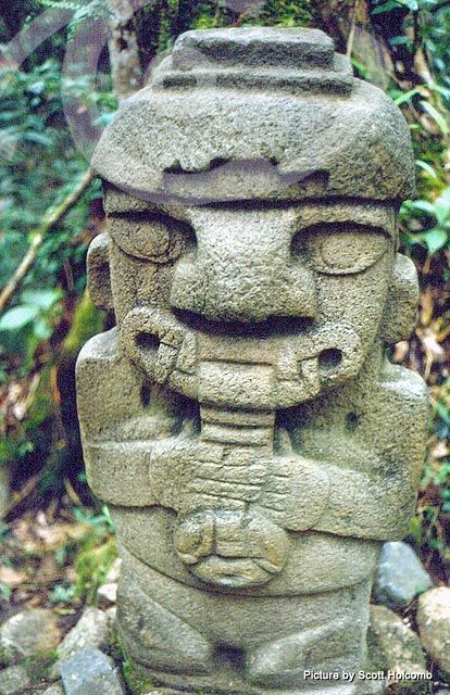San Agustin Archaeological Park in Colombia - Another of Colombia's secret places to visit before anyone else
