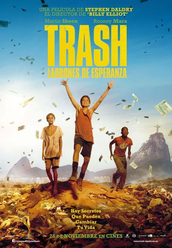 Trash Ladrones De Esperanza 2014 Tt1921149 Esp Peliculas Completas Billy Elliot Ver Peliculas Completas