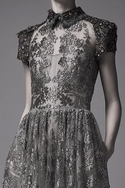 ZsaZsa Bellagio – Like No Other: Elegant Life - Detail at Valentino  Pre-Fall 2014