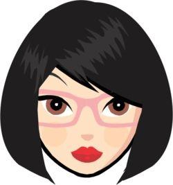 meu avatar, muda como o meu visual