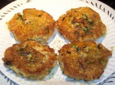 CANNED SALMON PATTIES.. (The Best) Recipe