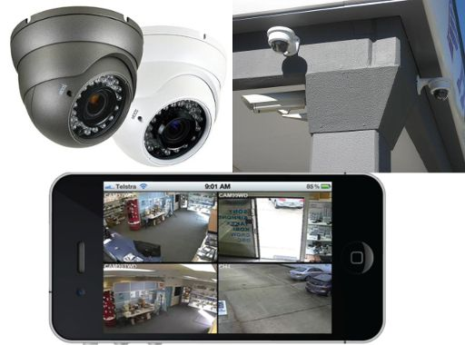 Prachi security solution offer latest CCTV cameras at very attractive prices with best quality in Delhi. We are the best dealer of CCTV camera and security devices. We are providing best service to our customers like repairing of CCTV camera, installation of CCTV camera and AMC services of CCTV camera
