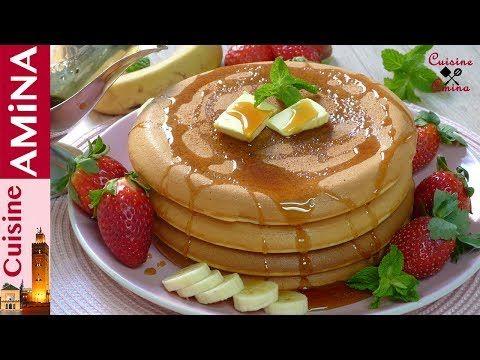 البان كيك الياباني العجيب الإسفنجي لفطور الصباح أو اللمجة خفيف ناجح 100 Youtube Food Yummy Food Food Lover