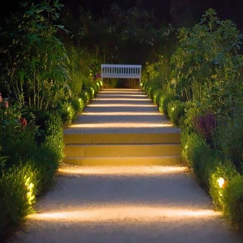 Led Panel 2x4 70w Ac100 277v 6500k Dimmable In 2020 Garden Path Lighting Outdoor Landscape Lighting Outdoor Garden Lighting