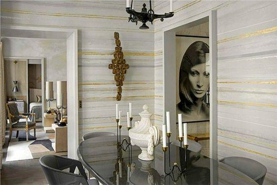 Апартаменты в Париже - общий вид