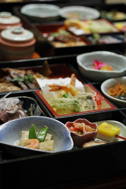 washoku 和食, 祝い膳, Japanese celebrat foods