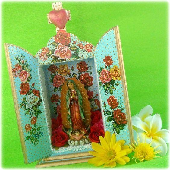Viva a Virgem de Guadalupe!