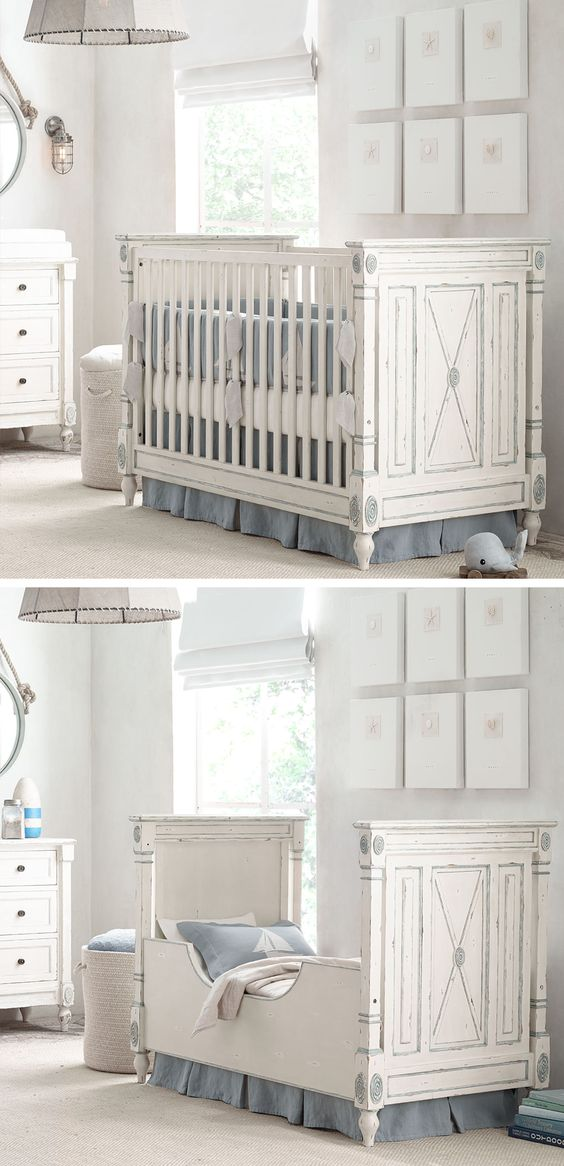 room to grow. to create a nursery that is soothing for a baby and adopts…: