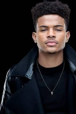 Trevor Jackson, Atlantic Records singer, songwriter, actor and dancer will perform the national anthem before the AAA 400 Drive for Autism NASCAR Sprint