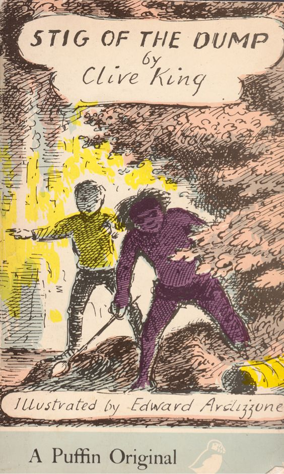 my vintage book collection (in blog form).: Edward Ardizzone