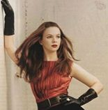 We think Amber Tamblyn is an amazing role model for Fierce Fearless and Free girls everywhere!
