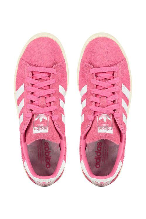 adidas basket femme rose