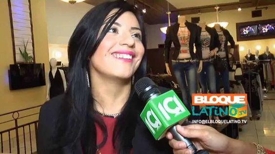 Angie Romero, Boutique VENIS_TELERITMO_1 37 Boque Latino