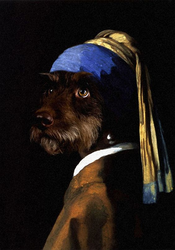 Artist Paints Hyper Realistic Animal Portraits That Place Your Own Pet In Historical Settings