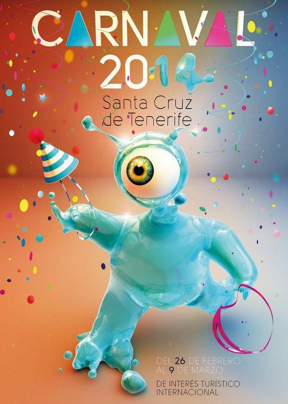 Santa Cruz de Tenerife - Carnaval 2014