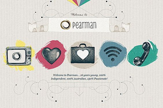Creative Approach to Using Web Icons and Graphic Symbols in Web Design