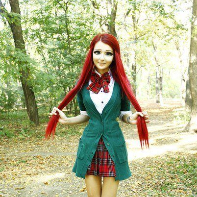 Top 10 Unbelievable Real Life Barbies - Girls Who Look ...