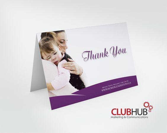 Non Profit Greeting Card