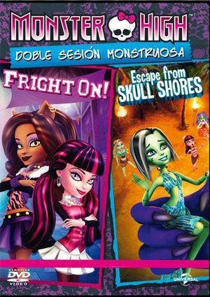 Monster High: Doble sesión monstruosa. Disponible en: http://xlpv.cult.gva.es/cginet-bin/abnetop?SUBC=BORI/ORI&TITN=1425911