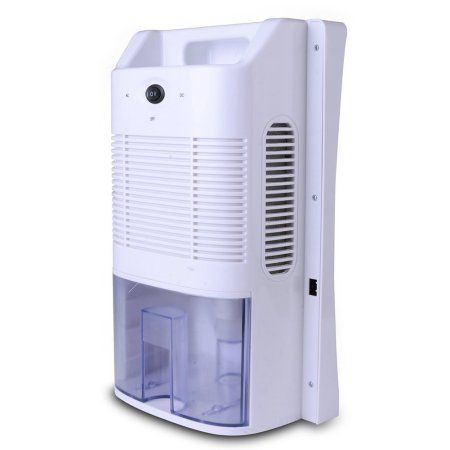 Eecoo Small Room Dehumidifier 75w Electric Compact Dehumidifier With Led Lights Portable Moisture Abs Amazing Bathrooms Eclectic Bedroom Bathroom Dehumidifier