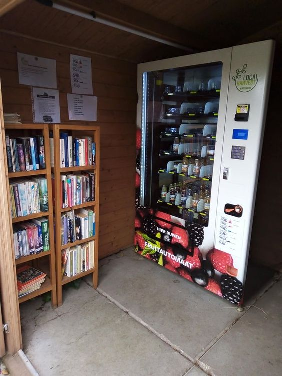 Boekenruilkast Minderhout - Hoogstraten