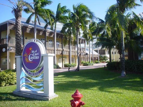 Bahamas capri casino isle gambling legalize not