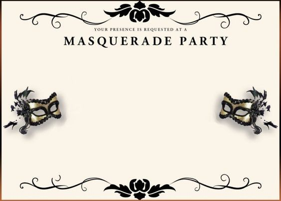 Black And Gold Feather Mask Masquerade Party Invitation Zazzle Com Masquerade Party Invitations Masquerade Invitations Invitation Template