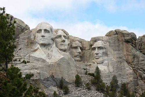 Mount Rushmore: