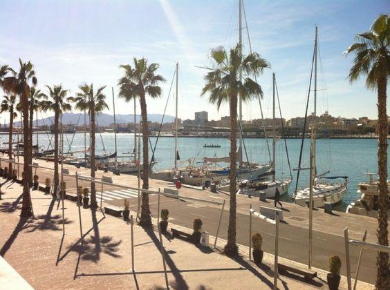 Muelle 1 (Puerto de Málaga)
