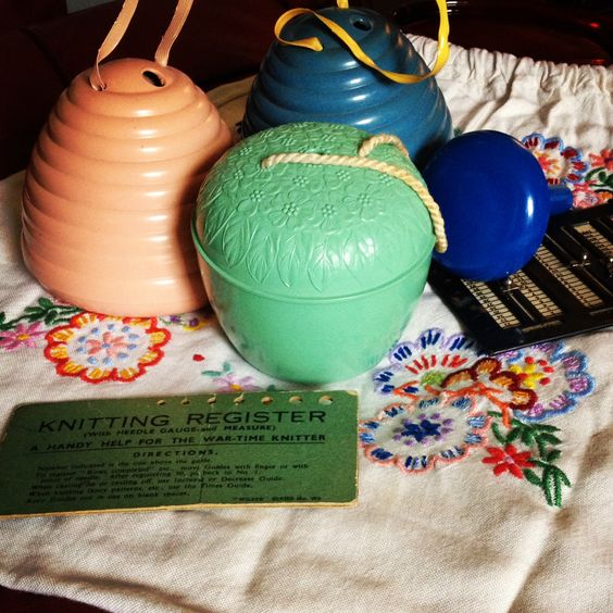 Beehive Knitting Wool Holder : S beehive woolholders knitting gauges and