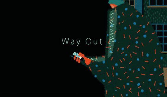 Way Out é uma animação realizada pelo artista Yukai Du explorando os efeitos secundários causados pela longa exposição à tela do seu aparelho celular. http://ilustracaodeideias.com.br/animacao/way-out/ #WayOut #Animacao #Animation #IlustracaodeIdeias #MarkosMugen #YukaiDu #Celular #cellphone #Mobile #EraDigital #DigitalAge #Tecnologia