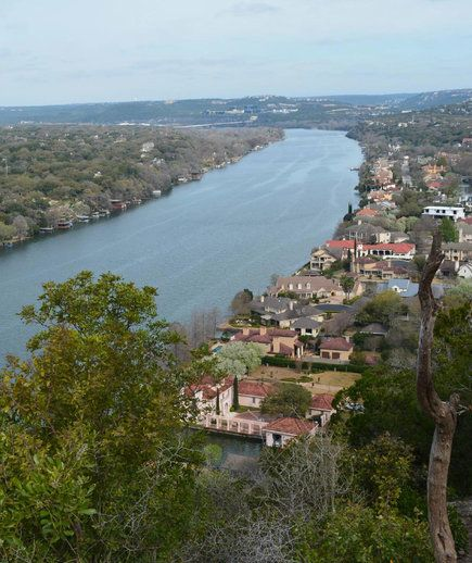 Mount Bonnell in Austin, Texas | TripAdvisor just released the top attractions…