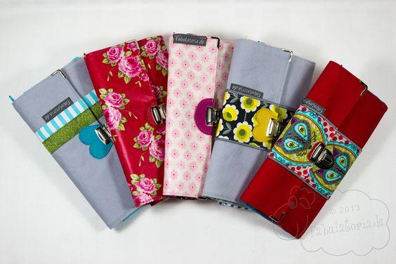 moneybag Reini pattern by Mrs. de-elfjes