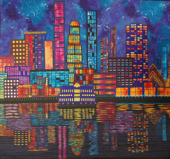 Harbour Lights by Karlyn Hanchard....a girl can dream!
