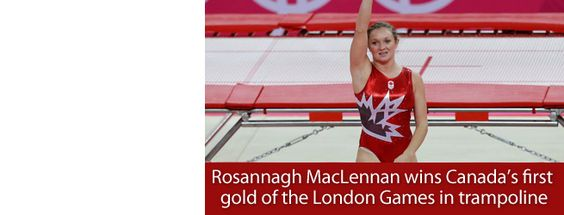 Canada wins first gold of London Olympics