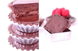 Foodagraphy. By Chelle.: Random fun facts, And triple choc tarts.