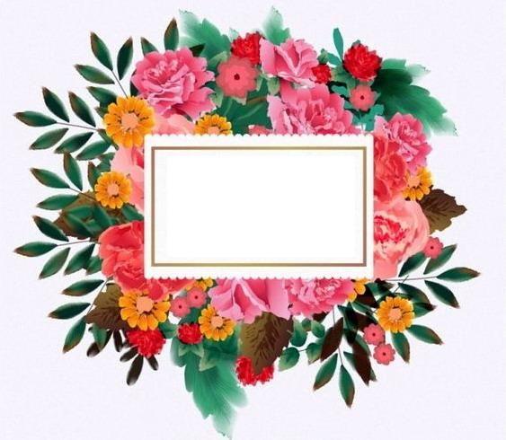 Imprimolandia Etiquetas Con Flores Para Imprimir 4 Flores Para Imprimir Imprimir Sobres Fondos Para Tarjetas