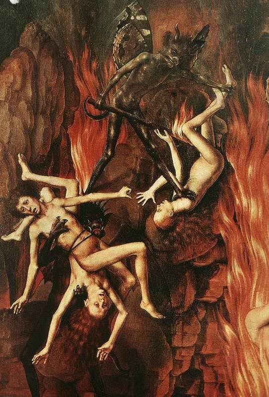 Résultats de recherche d'images pour «damned souls»
