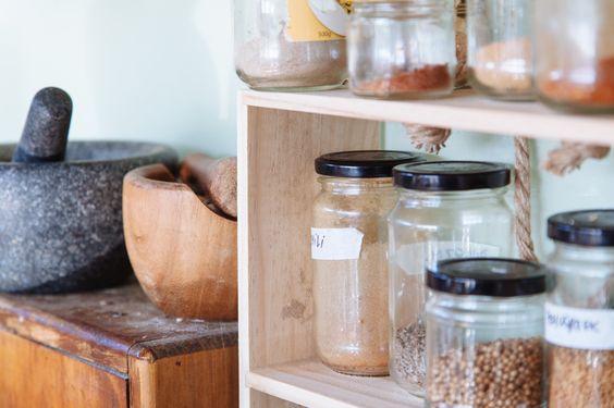 Manger plus sain : dans mon placard vegan #1