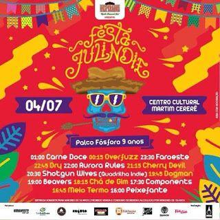 Luciano Max: Fósforo Cultural celebra aniversário neste sábado ...