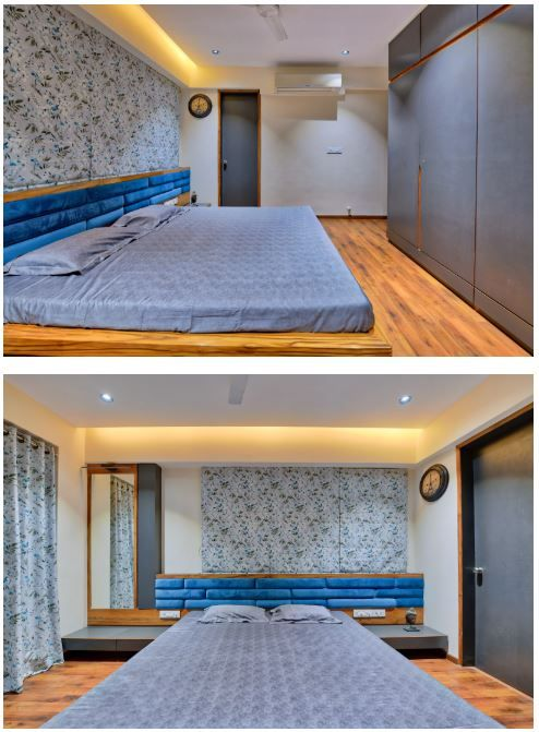 The House From Memories And Emotions Bedroom Bed Design Living