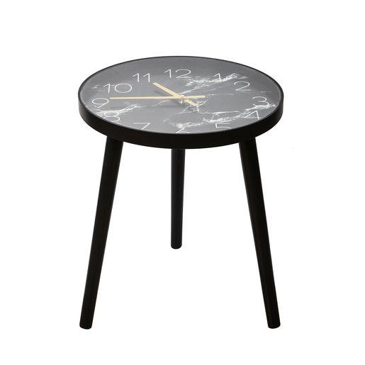 C Est L Heure De Craquer Pour Ce Bout De Canape Horloge Original Moderne Et Design Il Seduira Les Eternels Re En 2020 Bout De Canape Horloge Je M En Fous