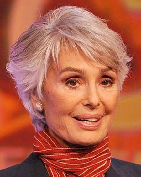 30 Short Hairstyles for Women Over 50 - Love this Hair