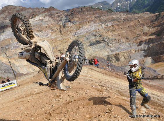 1000PS Fotographen beim #Erzberg Rodeo 2012. Viel #Enduro Action. Alle Bilder online: www.1000ps.de/racingbericht-2354815-Erzberg_Overview