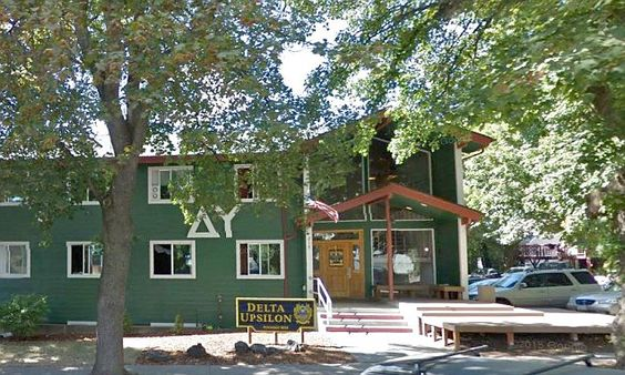 Washington State University student, 18, 'raped at fraternity house,' and another, 17, 'was hospitalized after drinking alcohol there' | Daily Mail Online