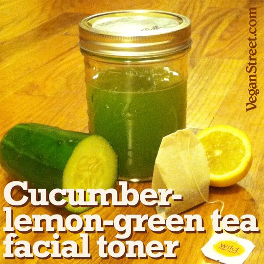 how to make your own facial toner at home