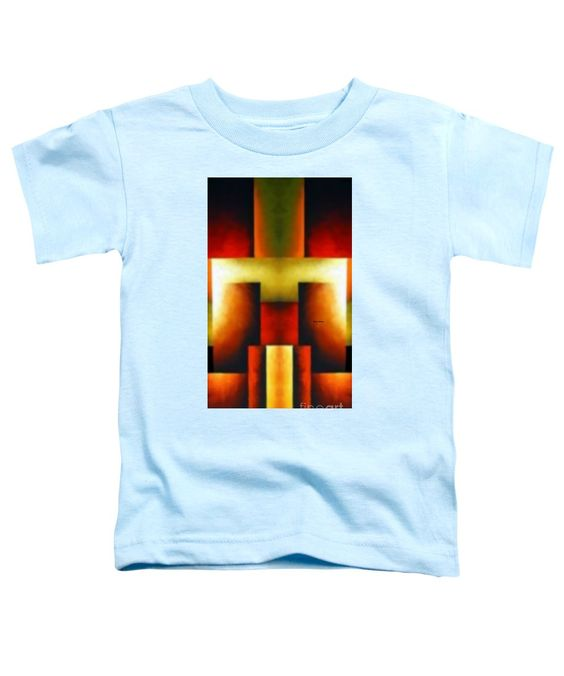 Toddler T-Shirt - Abstract 1299