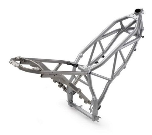 Motorcycle Trellis Frame All You Need To Know Video