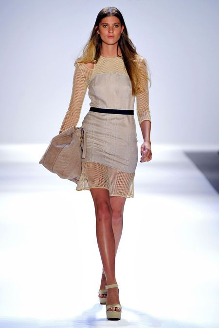 Charlotte Ronson Spring 2013 Ready-to-Wear Collection Slideshow on Style.com