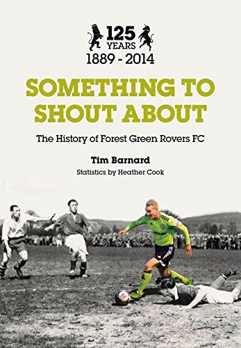 Something to Shout About: The History of Forest Green Rovers #soccer #football #fútbol #futbol #voetbal #Fußball #fotball #calcio http://wag.so/SoccerBooks2015